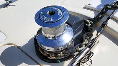 Never Land 46 46DECKWindlass