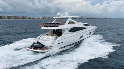 Splashed Out 3 Splashed Out 2010 SUNSEEKER  Motor Yacht Yacht MLS #271342 3