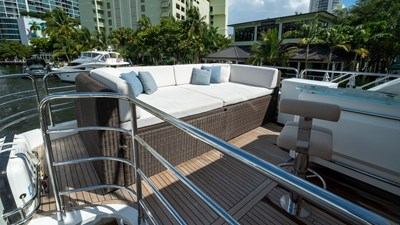 Splashed Out 7 Splashed Out 2010 SUNSEEKER  Motor Yacht Yacht MLS #271342 7