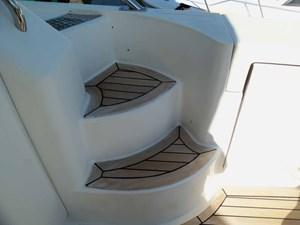 MARIKA 31 Side Deck Steps