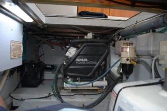 Joker II 17 Engine Room