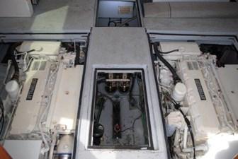 Joker II 20 Engine Room