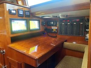 Chimera 8 Navigation station