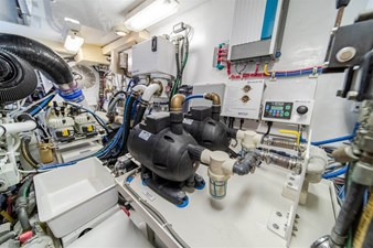 DR. DARK 69 Engine Room