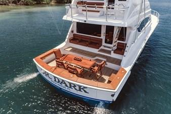 DR. DARK 80 Stern View