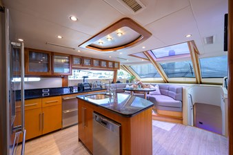 LIVING THE DREAM 8 Galley