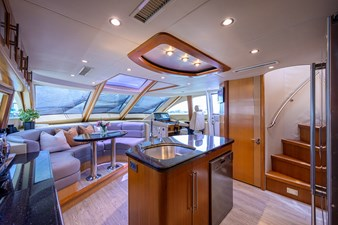 LIVING THE DREAM 12 Galley