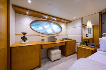 LIVING THE DREAM 17 Master Stateroom