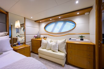 LIVING THE DREAM 18 Master Stateroom