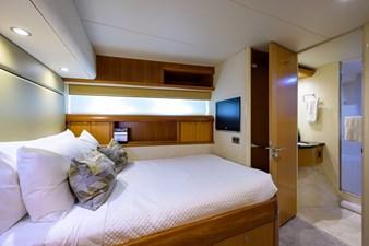 LIVING THE DREAM 24 Forward Port Stateroom