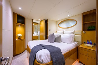 LIVING THE DREAM 26 Starboard Guest Stateroom