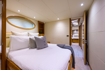 LIVING THE DREAM 27 Starboard Guest Stateroom