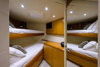 LIVING THE DREAM 29 Forward Guest  Stateroom
