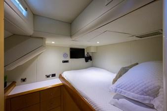LIVING THE DREAM 46 Crew Cabin