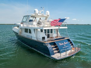 Katie Marie 1 Aft Portside View