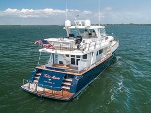 Katie Marie 2 Aft Starboard View