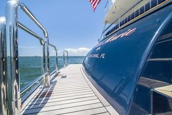 Katie Marie 5 Aft Deck facing Starboard