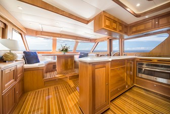 Katie Marie 10 Galley with Seating