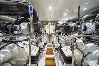 Katie Marie 45 Engine Room
