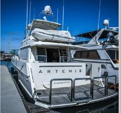 Artemis 2 Artemis 2004 LIEN HWA Nassau Pilot House Motor Yacht Yacht MLS #271397 2