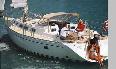 Encore 4 Encore 1996 FREEDOM YACHTS 40/40 Cruising Sailboat Yacht MLS #271400 4
