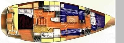Encore 6 Encore 1996 FREEDOM YACHTS 40/40 Cruising Sailboat Yacht MLS #271400 6