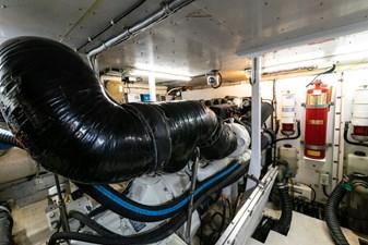 ARIEL 51 Port Engine