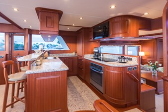 PARKER BLUE *Name Reserved* 2 Galley