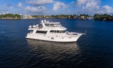 PARKER BLUE *Name Reserved* 25 Starboard Profile