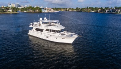 PARKER BLUE *Name Reserved* 26 Starboard Bow Profile