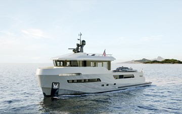 CROSSOVER 27 6 LYNX YACHTS 27m Crossover Exterior_4
