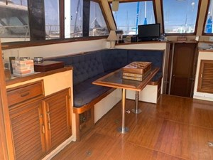 Sly Fox 7 Sly Fox 1987 YOUNG SUN Convertible Sport Fisherman Yacht MLS #271496 7