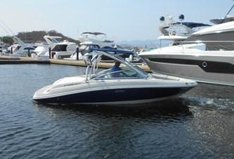 2009 Sea Ray 210 Select Fission @ Ixtapa 0 1