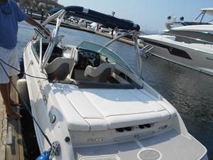 2009 Sea Ray 210 Select Fission @ Ixtapa 5