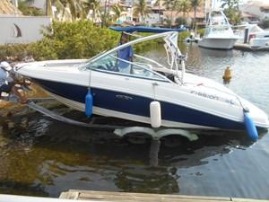 2009 Sea Ray 210 Select Fission @ Ixtapa 16