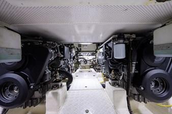 MERLIN 28 Engine Room