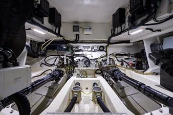MERLIN 30 Engine Room