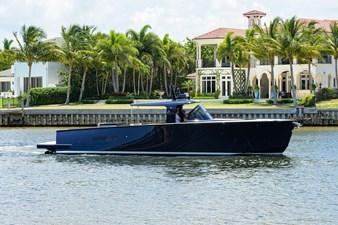 MERLIN 31 Starboard Profile