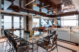 RIVA DOLCEVITA 110 11 salle à manger