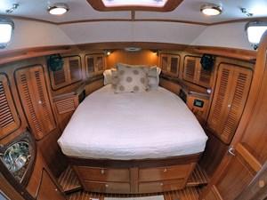 MYSTIC 15 Fwd. VIP Cabin and Berth