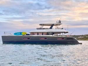 Mare Blu 0 Mare Blu 2018 LAGOON 630 Motor Yacht Catamaran Yacht MLS #271529 0