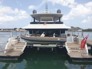 Mare Blu 1 Mare Blu 2018 LAGOON 630 Motor Yacht Catamaran Yacht MLS #271529 1