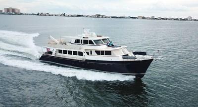 Agave 1 Agave 2011 MARLOW 97E Command Bridge Motor Yacht Yacht MLS #271540 1