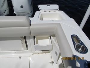 - 5 Aft port cockpit
