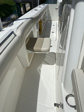- 16 Stbd side deck looking aft