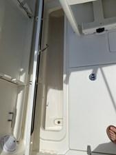 - 19 Port side storage