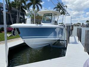 - 35 Port bow profile