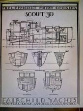 Pilot 23 24_1979 30ft Fairchild Yachts Scout 30 PILOT