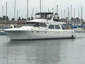 56' 1999 Navigator  0 OTW port profile III