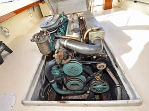 AMAZING GRACE 19 Engine